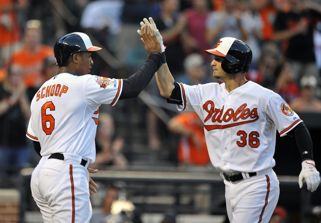 Baltimore Orioles vs. Texas Rangers Pick-Odds-Prediction - 7/2/14