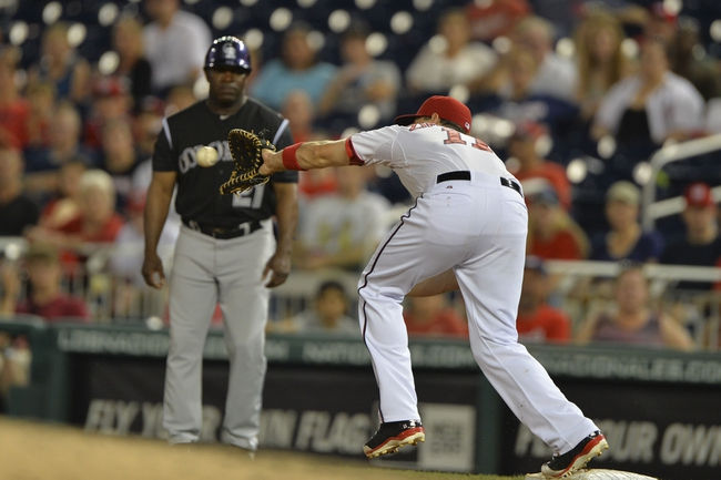 Washington Nationals vs. Colorado Rockies Pick-Odds-Prediction - 7/2/14