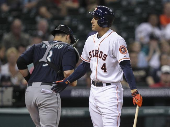 Houston Astros vs. Seattle Mariners MLB Pick, Odds, Prediction 7/2/14