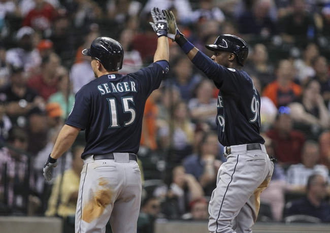 Seattle Mariners vs. Houston Astros 9/8/14 MLB Pick, Odds, Prediction