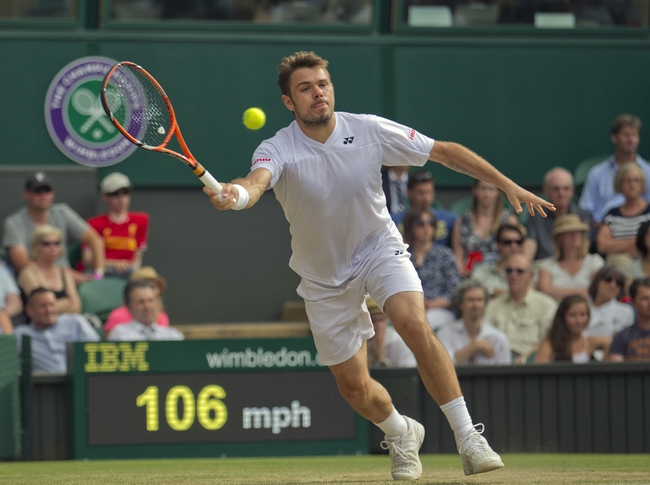 Stan Wawrinka vs. Richard Gasquet 2015 Wimbledon Tennis Pick, Odds, Prediction