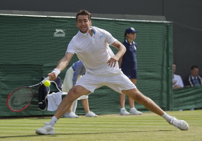 Marin Cilic vs. Denis Kudla 2015 Wimbledon Tennis Pick, Odds, Prediction