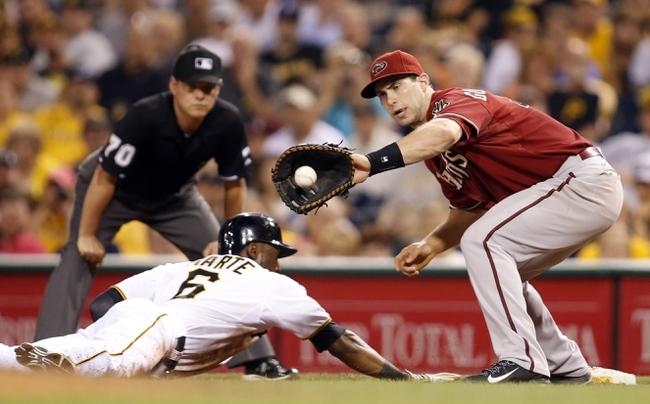 Pittsburgh Pirates vs. Arizona Diamondbacks MLB Pick, Odds, Prediction 7/3/14