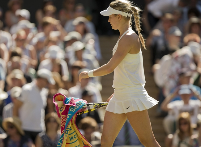 Eugenie Bouchard vs. Petra Kvitova 2014 Wimbledon Pick, Odds, Prediction