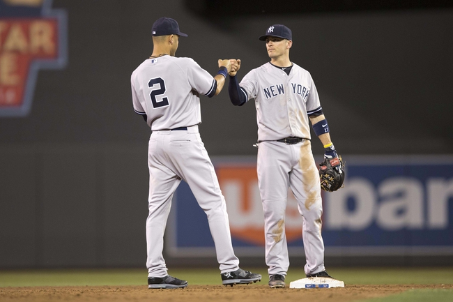 Minnesota Twins vs. New York Yankees MLB Pick, Odds, Prediction 7/4/14