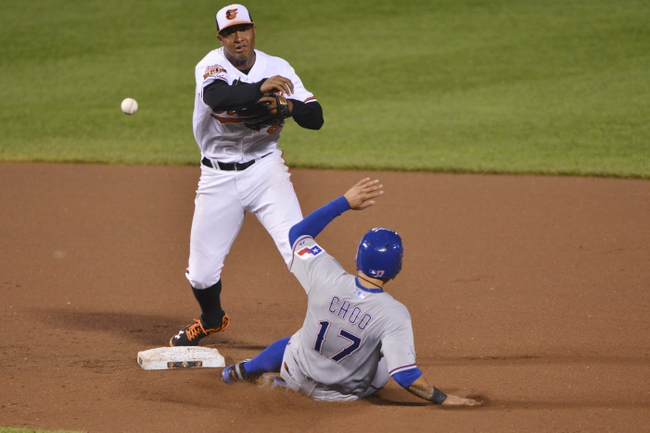 Baltimore Orioles vs. Texas Rangers - 6/29/15 MLB Pick, Odds, and Prediction