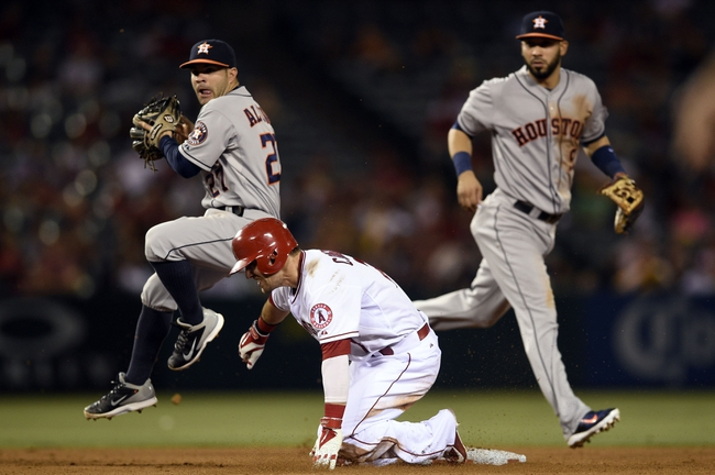 Los Angeles Angels vs. Houston Astros MLB Pick, Odds, Prediction 7/5/14