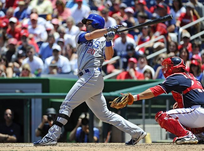 Washington Nationals vs. Chicago Cubs MLB Pick-Odds-Prediction - 7/5/14