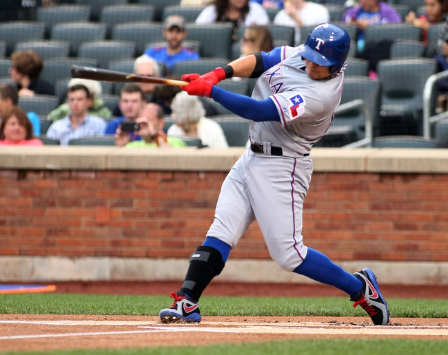New York Mets vs. Texas Rangers MLB Pick-Odds-Prediction - 7/5/14