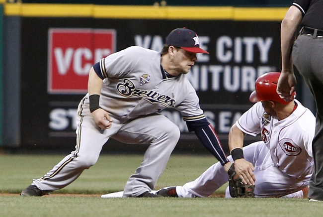 Cincinnati Reds vs. Milwaukee Brewers MLB Pick, Odds, Prediction - 7/5/14