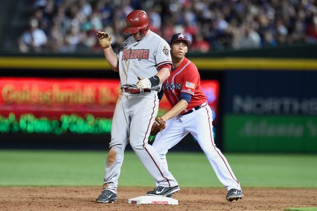 Atlanta Braves vs. Arizona Diamondbacks MLB Pick-Odds-Prediction - 7/6/14