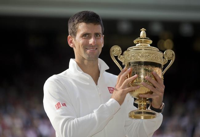 Novak Djokovic vs. Kevin Anderson 2015 Wimbledon Tennis Pick, Odds, Prediction