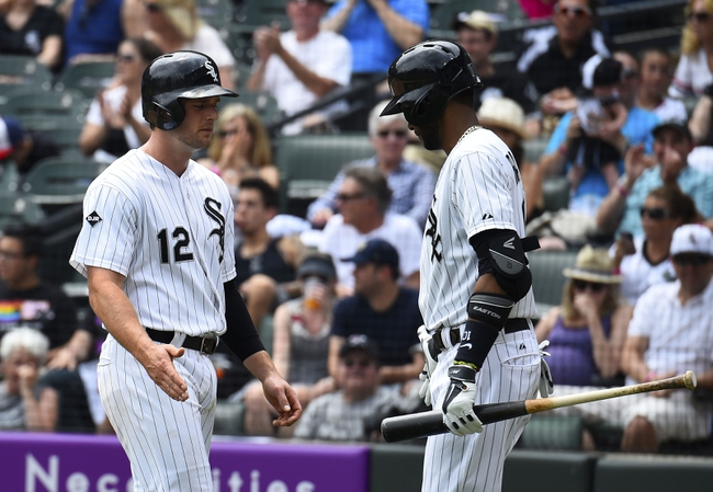 Seattle Mariners vs. Chicago White Sox MLB Pick, Odds, Prediction - 8/7/14