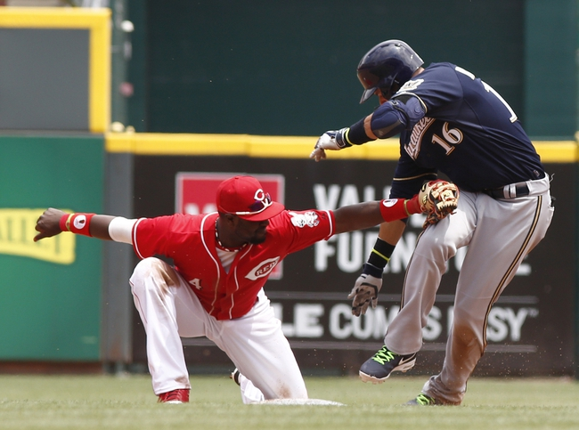 Milwaukee Brewers vs. Cincinnati Reds MLB Pick, Odds, Prediction 7/21/14