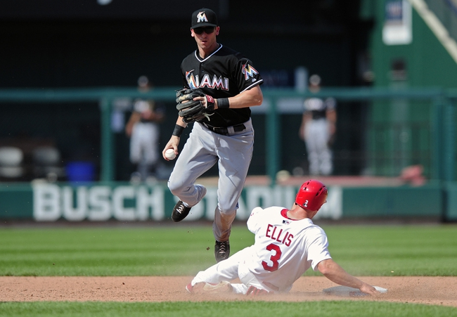 Miami Marlins vs. St. Louis Cardinals MLB Pick, Odds, Prediction - 8/11/14