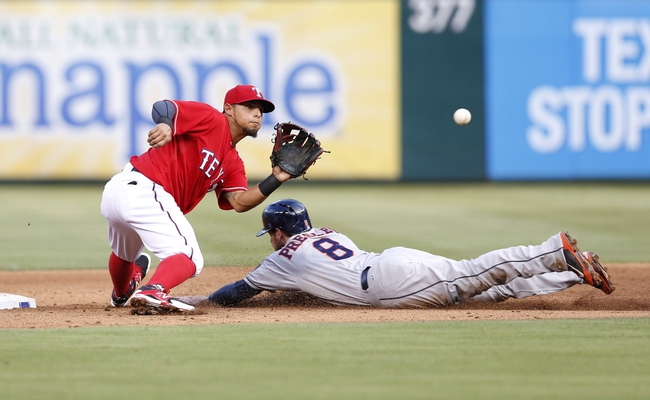 Texas Rangers vs. Houston Astros MLB Pick-Odds-Prediction - 7/8/14