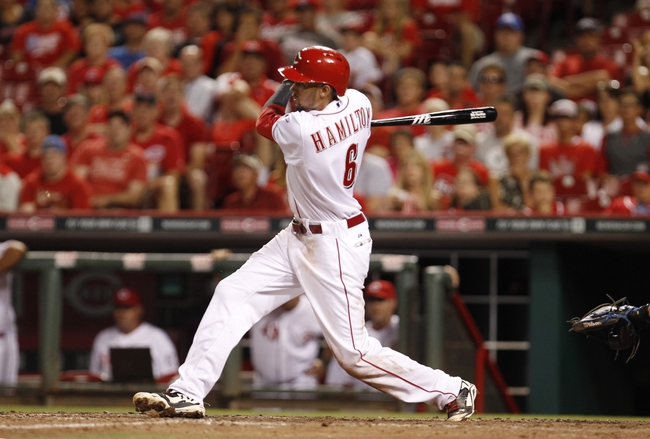Cincinnati Reds vs. Chicago Cubs MLB Pick-Odds-Prediction - 7/8/14 Game Two