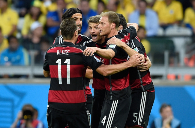 2014 FIFA World Cup: Germany vs Argentina Pick, Odds, Prediction - 7/13/14