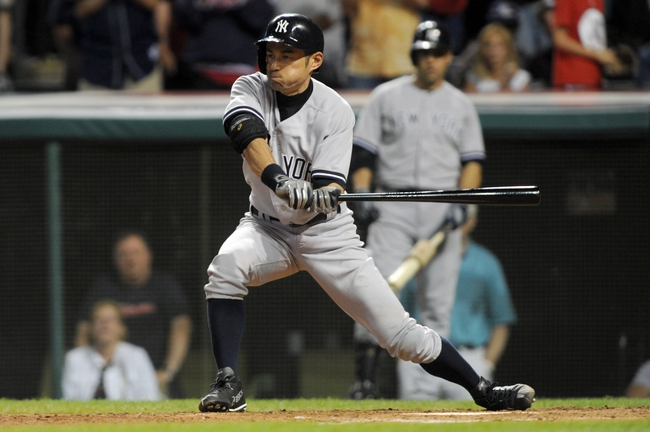 Cleveland Indians vs. New York Yankees MLB Pick-Odds-Prediction - 7/9/14