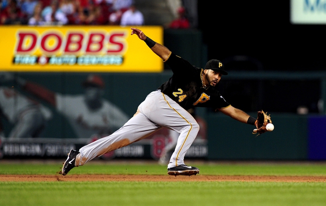 St. Louis Cardinals vs. Pittsburgh Pirates MLB Pick-Odds-Prediction - 7/9/14