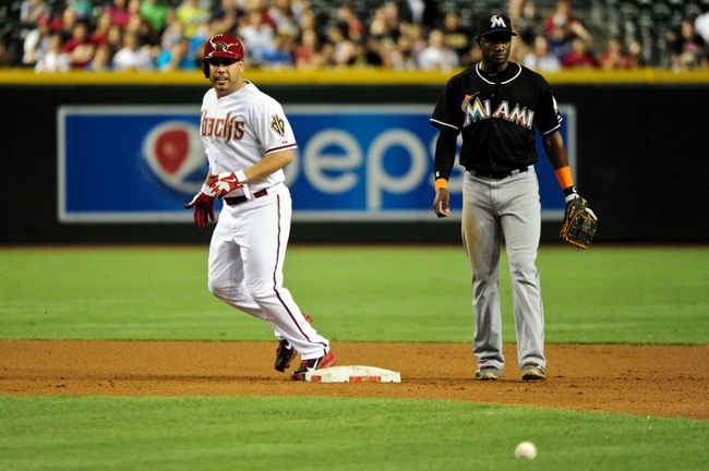 Arizona Diamondbacks vs. Miami Marlins MLB Pick, Odds, Prediction - 7/9/14