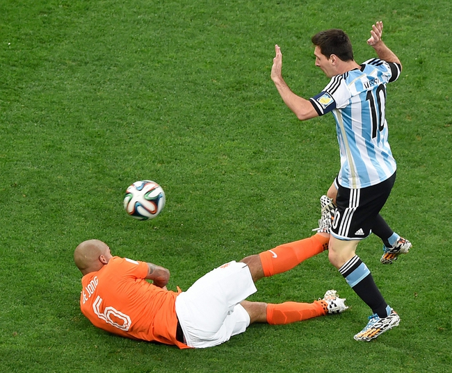Germany vs Argentina 07/13/2014 Free FIFA World Cup Final Pick and Preview
