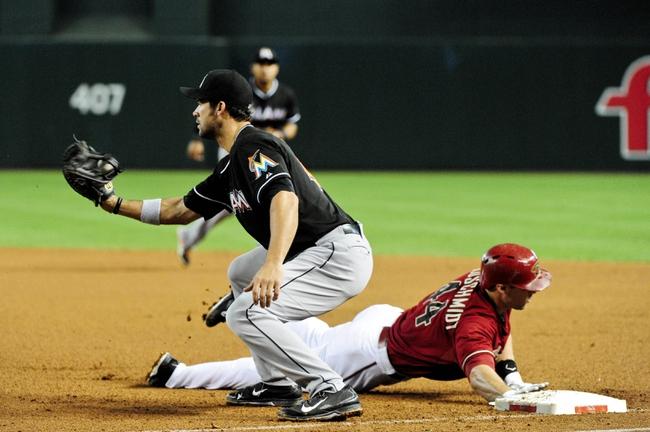 Miami Marlins vs. Arizona Diamondbacks MLB Pick, Odds, Prediction - 8/14/14