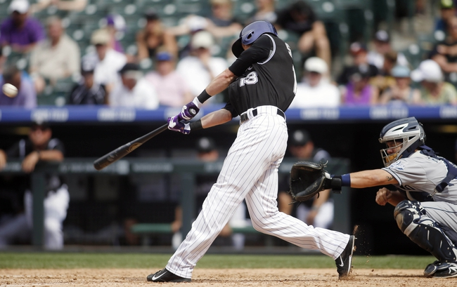 Colorado Rockies vs. San Diego Padres Pick-Odds-Prediction - 9/5/14