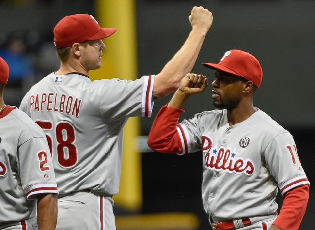 Philadelphia Phillies vs. Washington MLB Nationals Pick-Odds-Prediction - 7/11/14