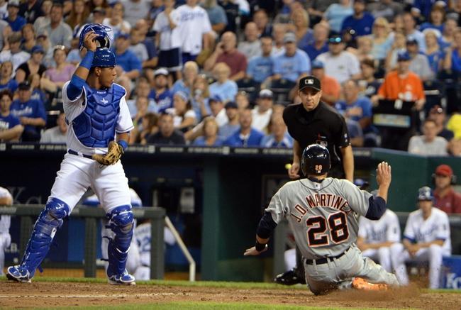 Kansas City Royals vs. Detroit Tigers MLB Pick, Odds, Prediction - 7/11/14