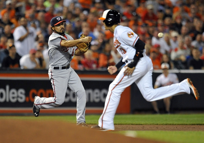 Washington Nationals vs. Baltimore Orioles Pick-Odds-Prediction - 8/4/14