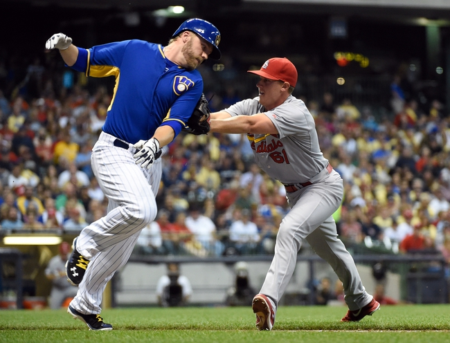 Milwaukee Brewers vs. St. Louis Cardinals MLB Pick, Odds, Prediction 7/12/14