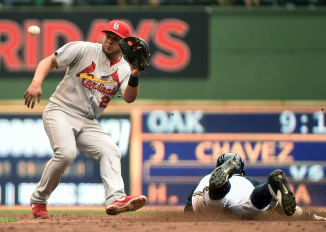 Milwaukee Brewers vs. St. Louis Cardinals MLB Pick-Odds-Prediction - 7/13/14