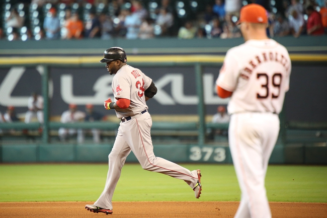 Houston Astros vs. Boston Red Sox MLB Pick, Odds, Prediction - 7/13/14