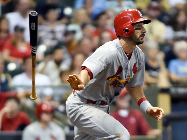 St. Louis Cardinals vs. Milwaukee Brewers 8/1/14 MLB Pick, Odds, Prediction
