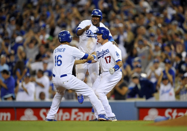 Los Angeles Dodgers vs. San Diego Padres MLB Pick-Odds-Prediction - 7/13/14