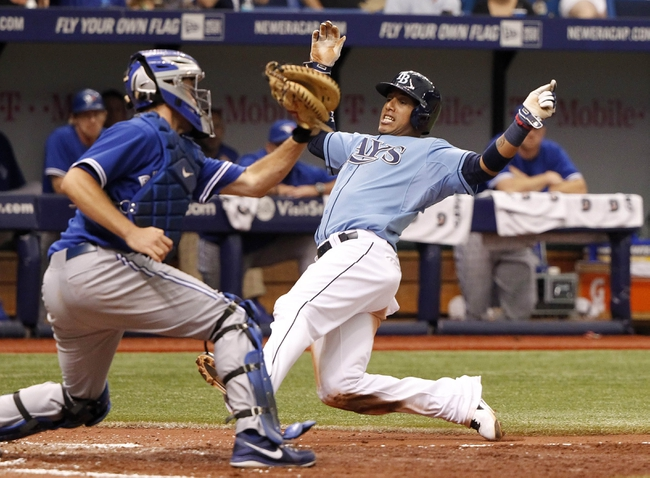 Toronto Blue Jays vs. Tampa Bay Rays MLB Pick, Odds, Prediction - 8/22/14