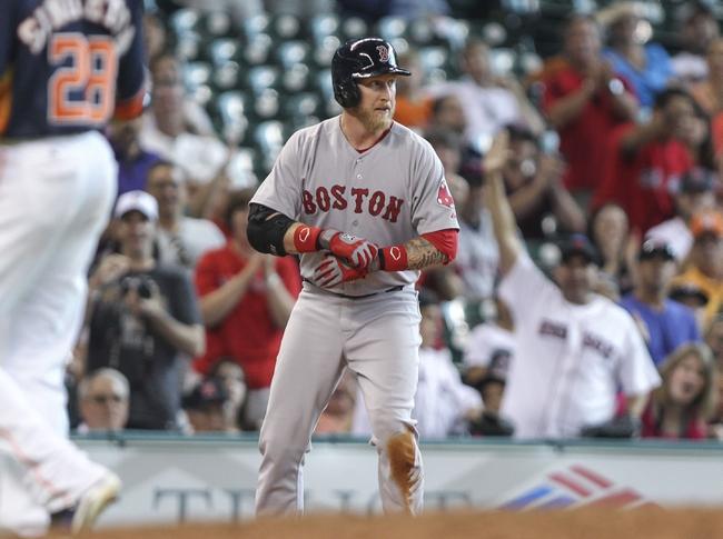 Boston Red Sox vs. Houston Astros Pick-Odds-Prediction - 8/14/14