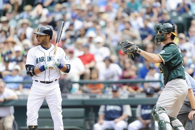 Oakland Athletics vs. Seattle Mariners 9/1/14 MLB Pick, Odds, Prediction