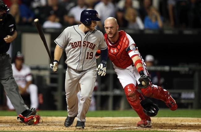 Chicago White Sox vs. Houston Astros - 7/19/14