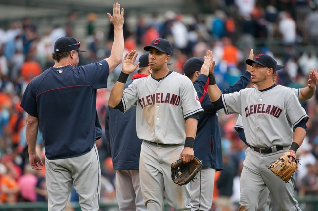 Detroit Tigers vs. Cleveland Indians MLB Pick, Odds, Prediction - 7/20/14