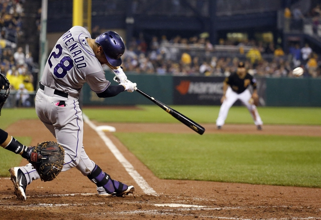 Pittsburgh Pirates vs. Colorado Rockies MLB Pick, Odds, Prediction - 7/20/14