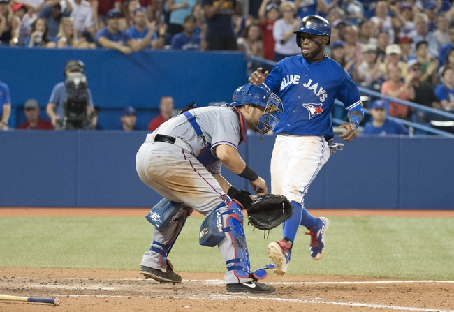Toronto Blue Jays vs. Texas Rangers - 6/26/15 MLB Pick, Odds, and Prediction