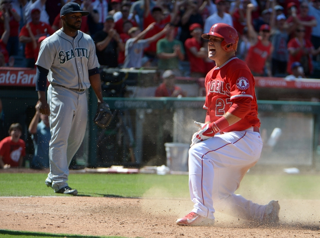 Los Angeles Angels vs. Seattle Mariners 9/15/14 MLB Pick and Odds