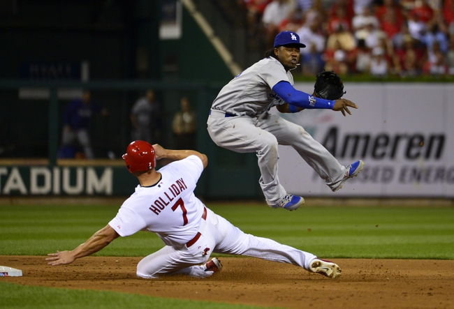 Los Angeles Dodgers vs. St. Louis Cardinals - 10/3/14 NLDS Game One