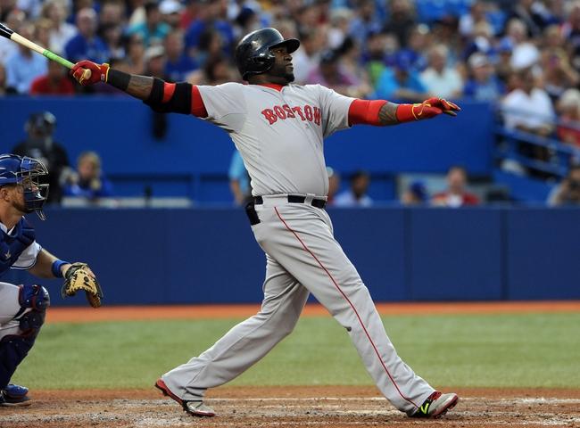 Boston Red Sox at Toronto Blue Jays MLB Pick, Odds, Prediction 7/22/14