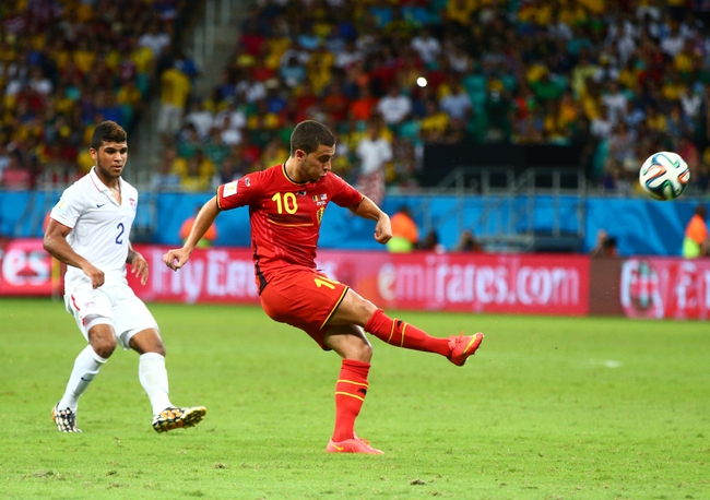Belgium vs. Australia International Friendlies Pick, Odds, Prediction - 9/4/14