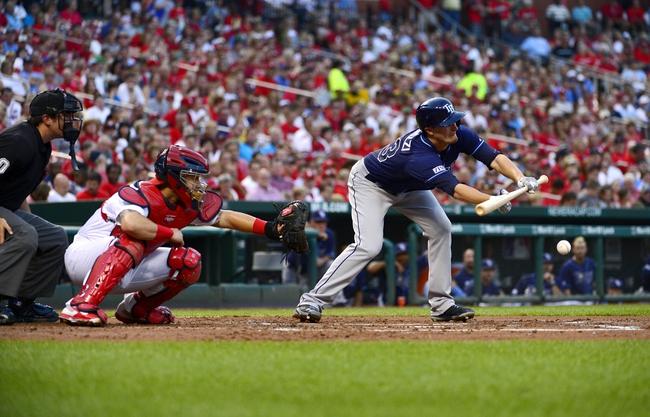 St. Louis Cardinals vs. Tampa Bay Rays MLB Pick-Odds-Prediction - 7/23/14
