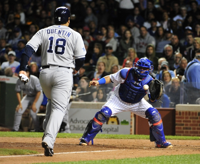Chicago Cubs vs. San Diego Padres MLB Pick, Odds, Prediction 7/24/14