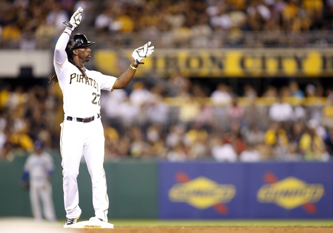 Pittsburgh Pirates vs. Los Angeles Dodgers - 8/7/15 MLB Pick, Odds, and Prediction
